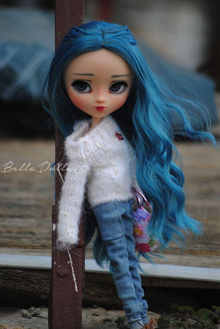 Cyrielle : pullip custom by BellaDolla | Belladolla Custom ...