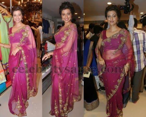 Hamsa Nandini Kalamandir Saree   Saree Blouse Patterns