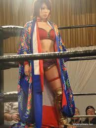 Risultati immagini per kana wrestler