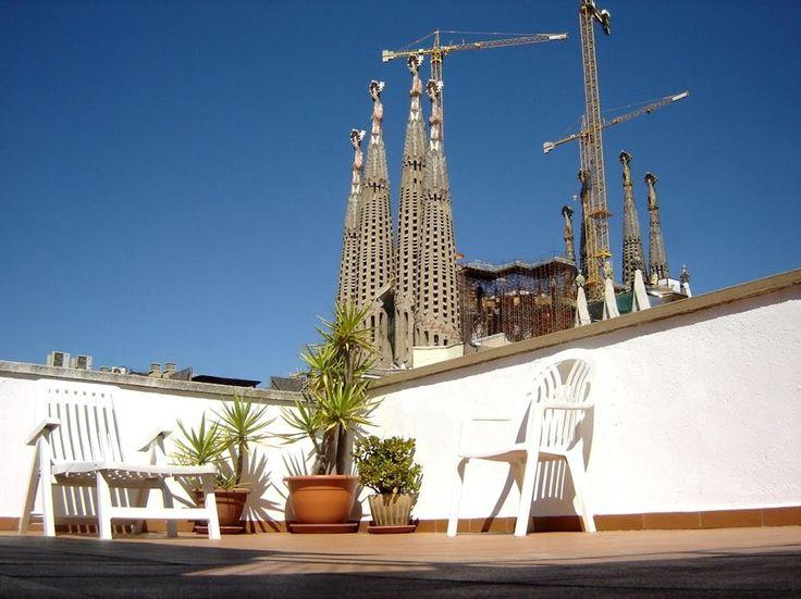 SUNNY HOME apartment, Barcelona, Spain.