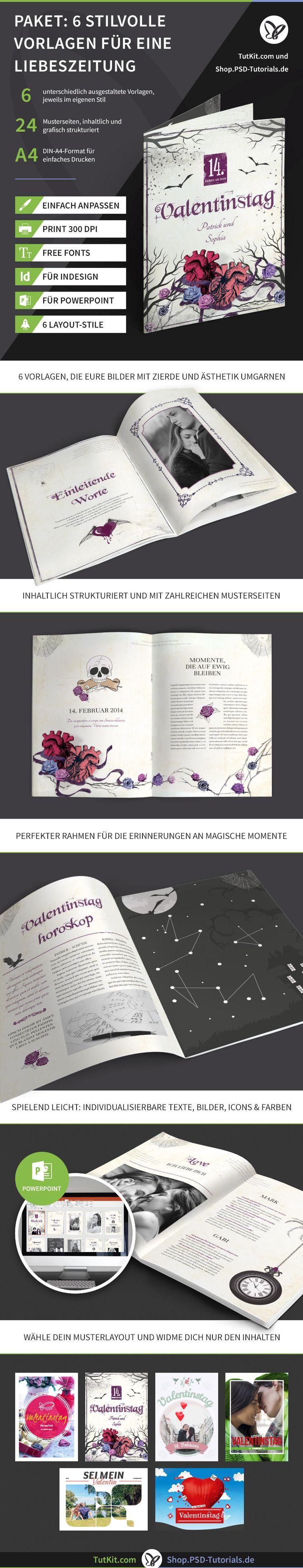 199 besten Liebe & Valentinstag: Vorlagen, Ideen & Inspirationen ...