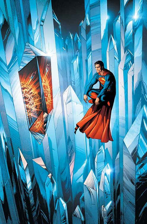 Superman by Gary Frank