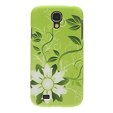 Green Vines Drawing Pattern Plastic Hard Back Case Cover for Samsung Galaxy S4 I9500 – AUD $ 4.93