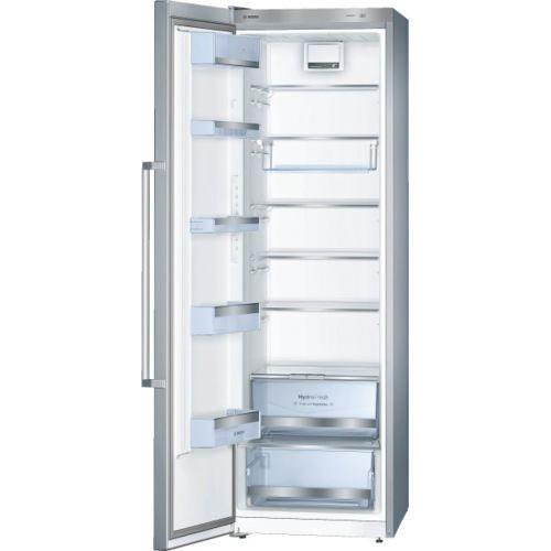 Bosch - Bosch réfrigérateur 1 porte 60cm 346l a++ brassé inox ksv36bi30 - ksv36bi30