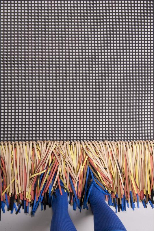 Leather Needlework, Lio de Bruin, Fringes