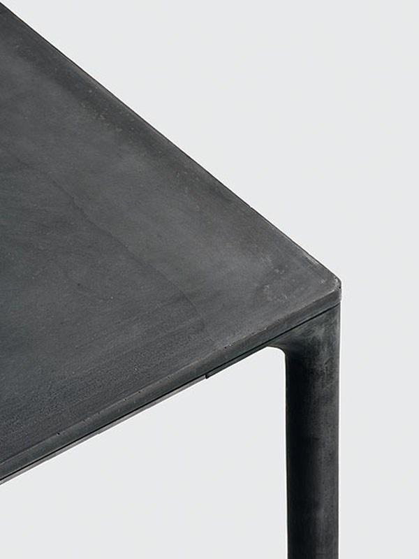 Tavolo in cemento BOIACCA - Kristalia