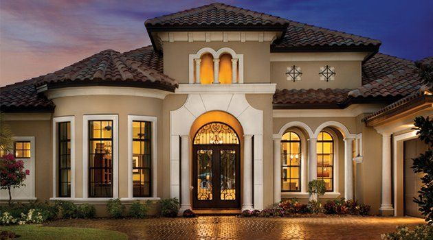 An amazing collection of 15 Phenomenal Mediterranean Exterior Designs of Luxury Estates which will make you envy the owners of these homes.