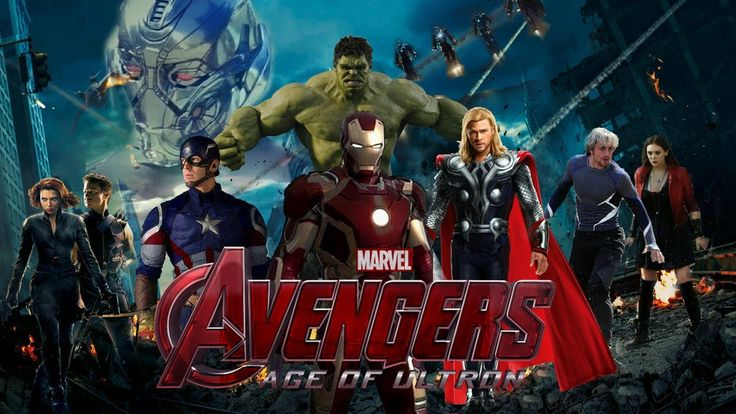 Thoughts and Questions from Aramis Thorn: Second Thoughts – Avengers – Age of Ultron - NO SP...