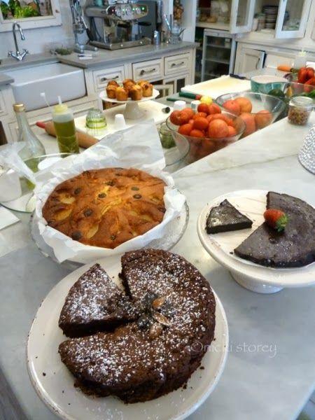 Fig and Lemon: Breakfast at Casa e Bottega in Positano