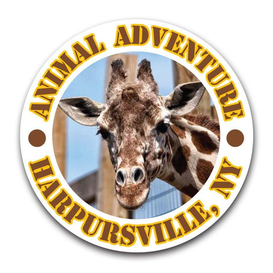 Official Clothing Line of Animal Adventure Park and April the Giraffe. Proceeds support the park and giraffes!
