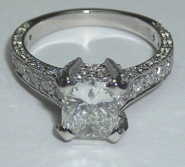 2 Carat Diamond Engagement Rings Click here to shop beautiful diamond rings and jewelries: http://trkur1.com/203492/19175
