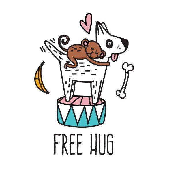 Free Hug - Set of 2 – TATZ temporary designer tattoo