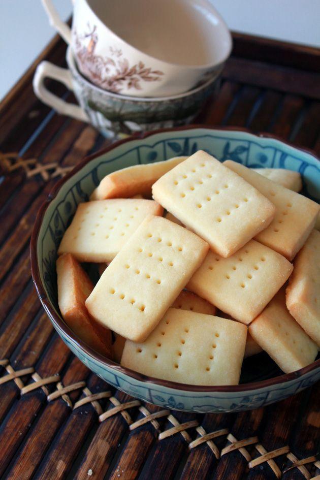 25+ bästa Shortbread biscuits idéerna på Pinterest ...