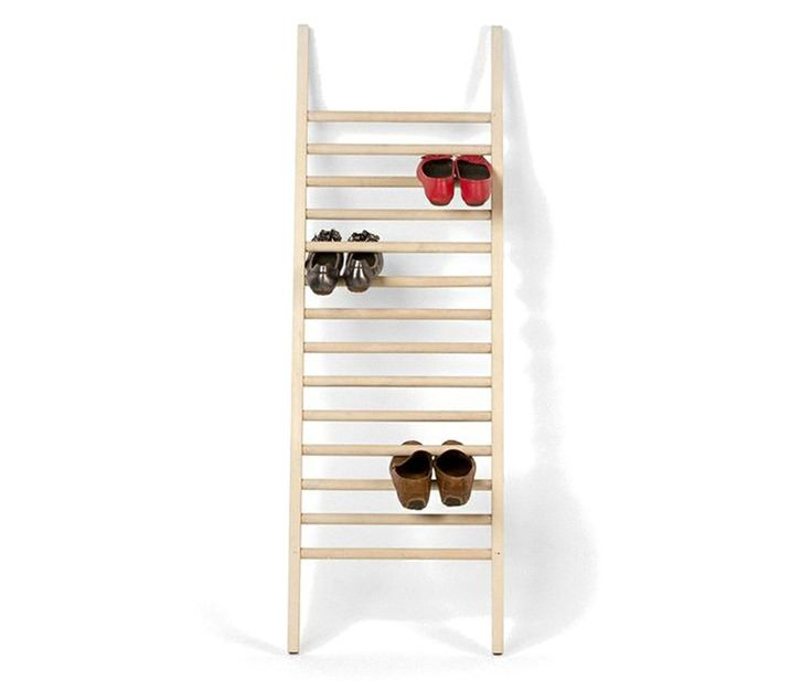 Buy online Step up by Emko Uab, wooden shoe cabinet design Tore Bleuzé