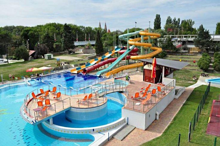 Napfényfürdő Aquapolis - Szeged