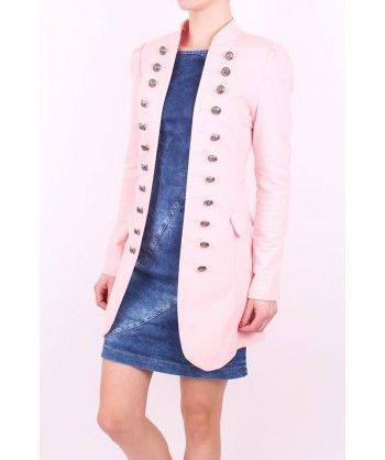 Moderné dámske sako