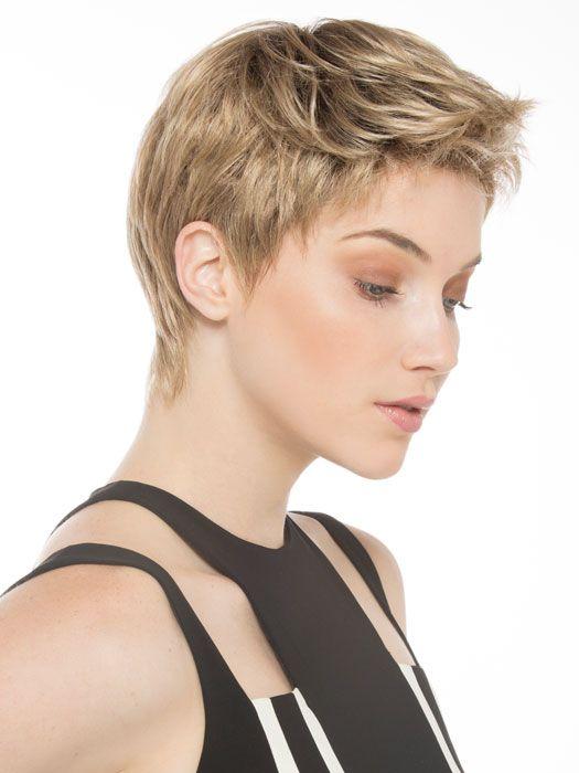All natural human hair short and sweet
