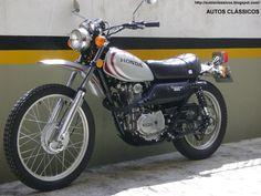 HONDA XL 250 MOTOSPORT 1976