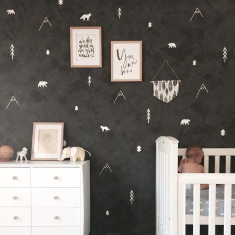 Best Wall Decals Wall Stickers Images On Pinterest - How do you install a wall decal suggestions