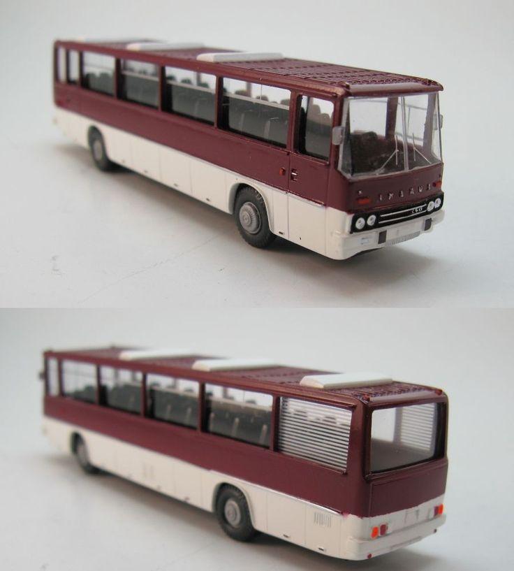 Ikarus 250.52 Intercity-Bus 1971 DDR UdSSR - 1:87 HO