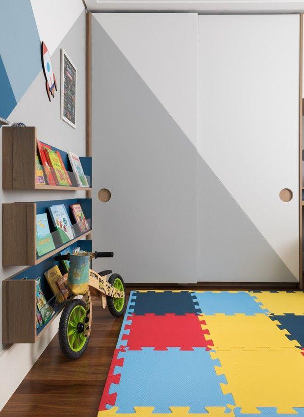 Resultado de imagem para armarios de crianças decoração
