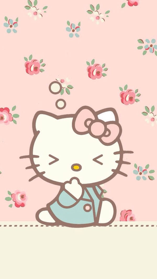 Best images about Hello kitty wallpaper on Pinterest