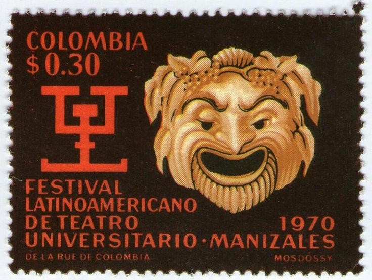 ¡¡¡1970-HOMENAJE AL FESTIVAL DE TEATRO!!!