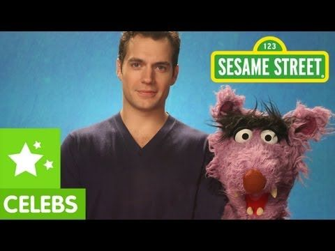 Henry Cavill teaches The Big Bad Wolf about respect