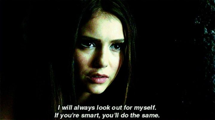 Katherine Pierce <3 so truuu