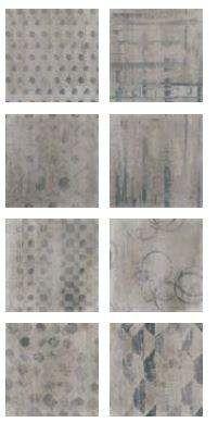 #Provenza #Dust Dekor Veil 30x30 Cm 304S8RC | #Feinsteinzeug #Steinoptik  #30x30