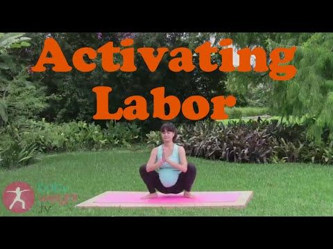 Activities To Help Induce Labor