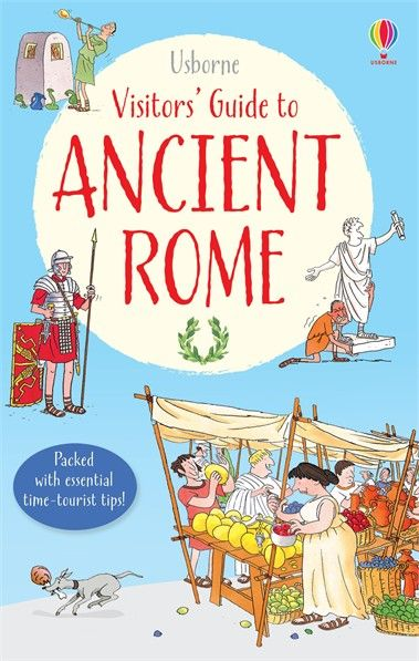 Top Travel Books and Guides for Rome