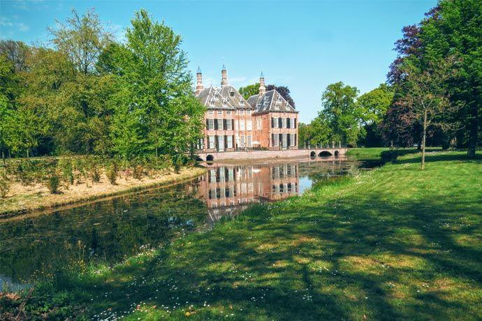 Kasteel Duivenvoorde in Voorschoten. Heeft nog veel prachtige victoriaanse kamers om te bewonderen.