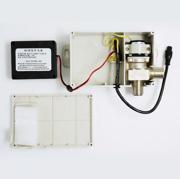 automatic faucet control box 2018