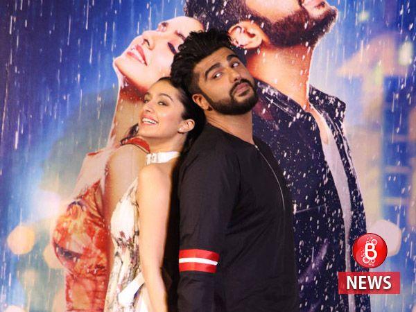 Arjun Kapoor takes good care of his 'Half Girlfriend' Shraddha Kapoor as she falls ill