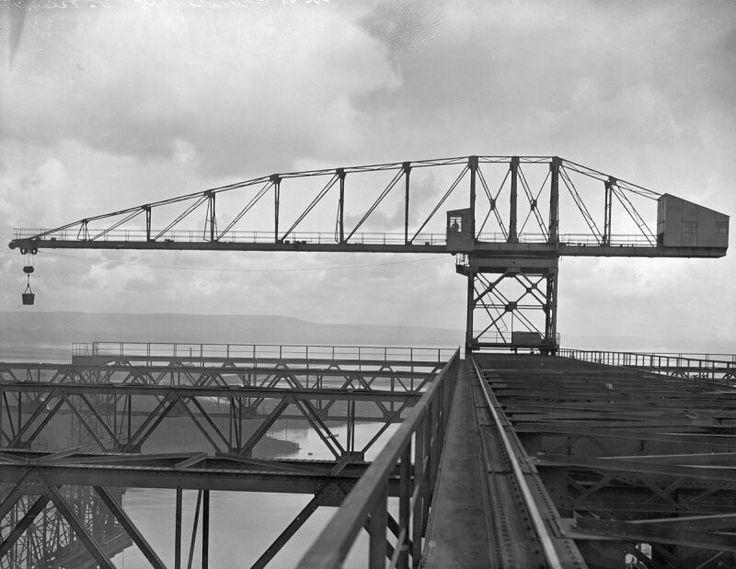 Arrol Gantry Service Crane, Harland and Wolff ...