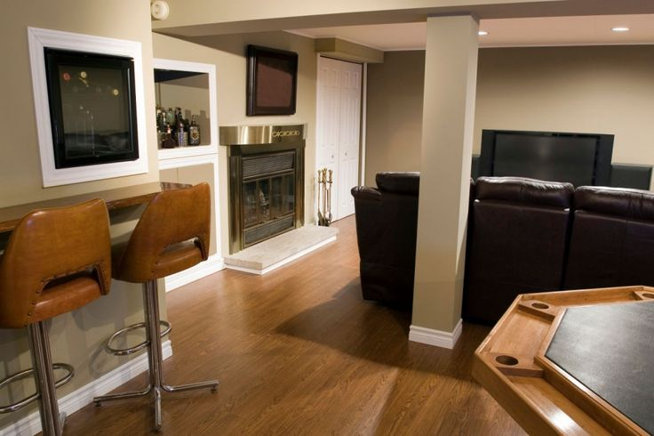 30 Best Basement Family Room Images On Pinterest