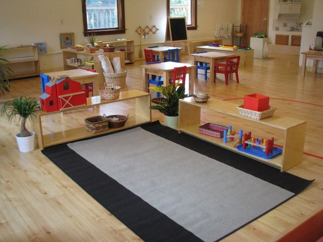 Toddler Montessori Classroom