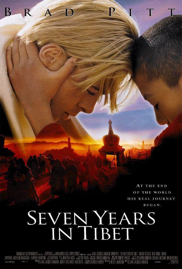 Siete años en el Tibet.