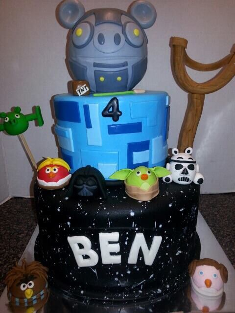 Ben S 4th Birthday Cake Party Ideas For The Boys Pinter
