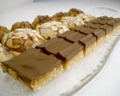 Golden Syrup Slice Recipe - Lunch box