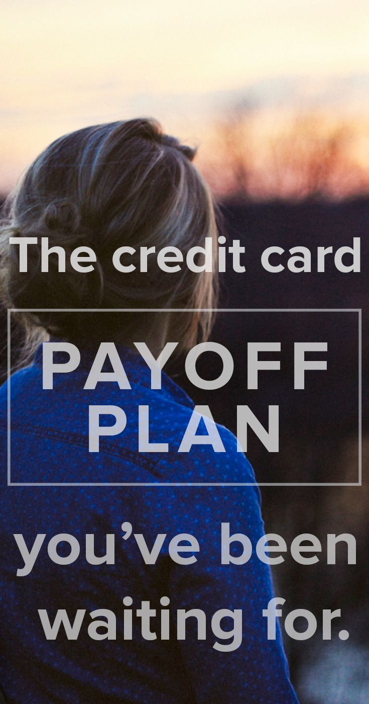 You refinance your mortgage, so why not your credit card payments? With Payoff, you have bank-level security without the bank attitude. Apply now!  http://www.payoff.com/?utm_source=pinterest&utm_medium=psocial&utm_campaign=1506_socPIN&utm_content=26.17P