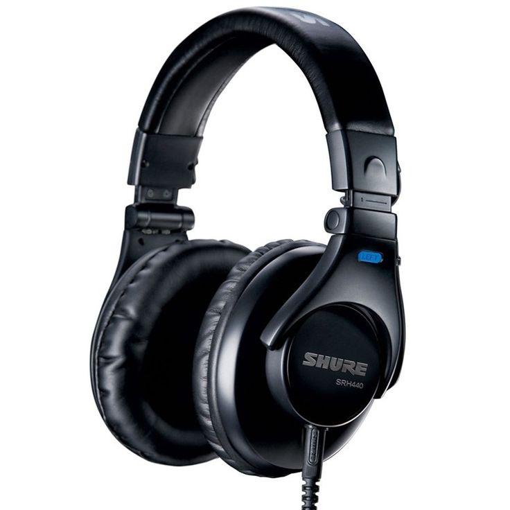 SRH440 Shure Studio Reference Headphones
