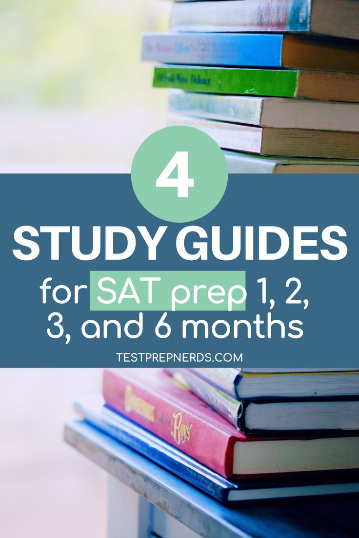 Proven SAT Study Plans [1, 2, 3, and 6Month Schedules] in