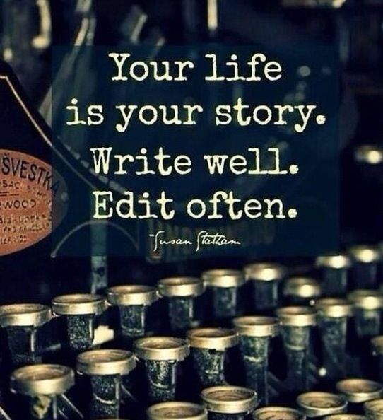 Great Inspiration for 2015--especially the edit part. We are a work in progress. It's good to keep what's working and get rid of what isn't on a regular basis. Edit, Edit, Edit!