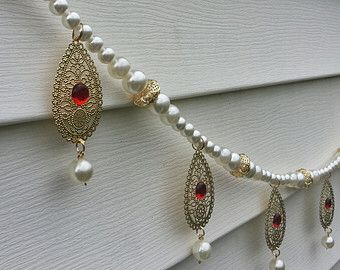 Toran (Door hanging) & 140 best door hanging images on Pinterest | Garlands Beaded ...
