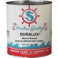 DURALUX Marine Aluminum Boat Paint