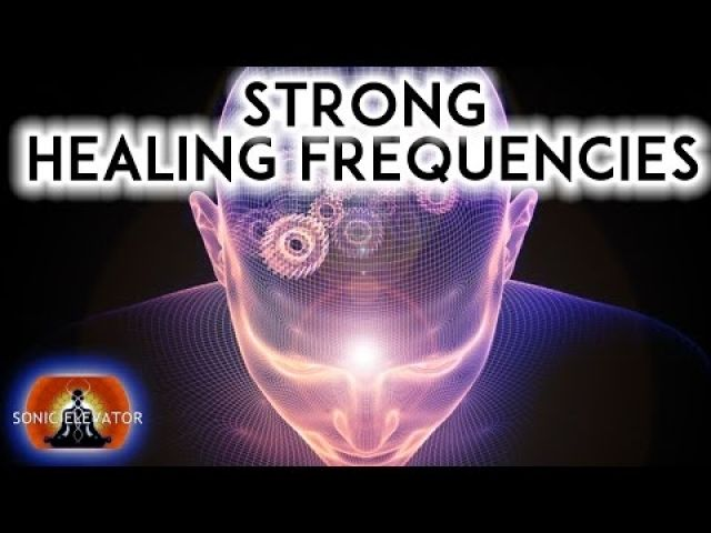 VERY STRONG: HEALING FREQUENCIES!!! POWERFUL BINAURAL BEATS