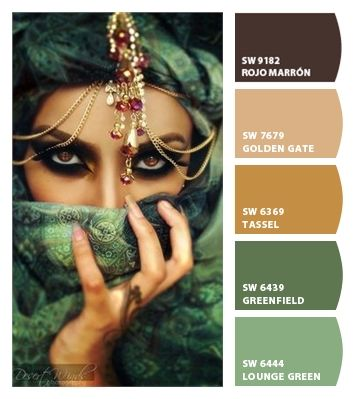 Paint colors from ColorSnap by Sherwin-Williams. ChipCard by Reni Apostolova.