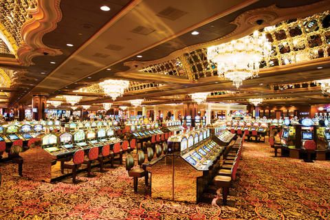 Experience the Excitement of Trump Taj Mahal Atlantic City. Have Fun and Excitement on the Casino Floor.